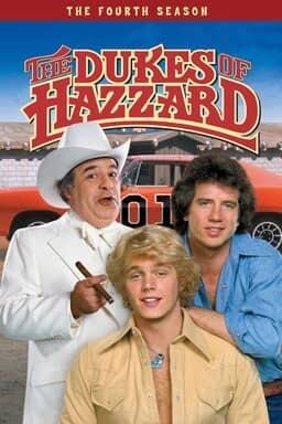 The Dukes Of Hazzard: Season 4 - Key Art