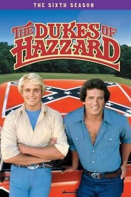 The Dukes of Hazzard: Season 6 - Key Art