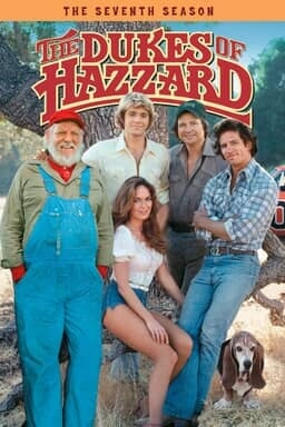 The Dukes Of Hazzard: Season 7 - Key Art