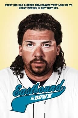 Eastbound & Down: Season 1 - Key Art