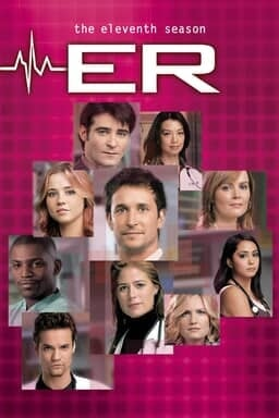 ER: Season 11 - Key Art