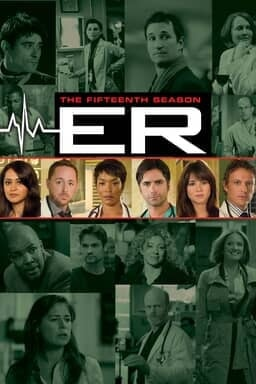 ER: Season 15 - Key Art