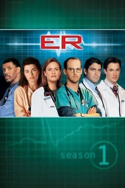 ER: Season 1 - Key Art