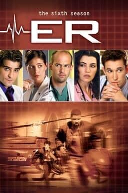 ER: Season 6 - Key Art