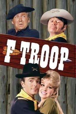 F Troop: Season 1 - Key Art