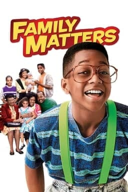 Family Matters S1 - Key Art