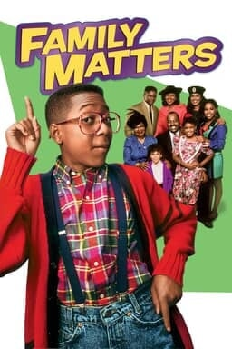 Family Matters S3 - Key Art
