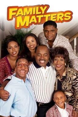 Family Matters: Season 9 - Key Art