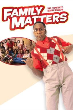 family matters season 9 poster