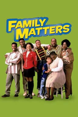 Family Matters - Complete Series - Seasons 1 - 9