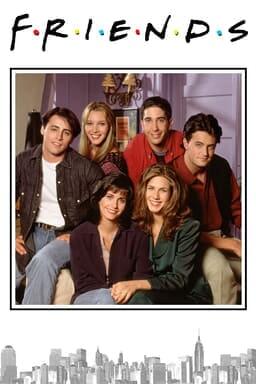 Friends: Season 1 - Key Art