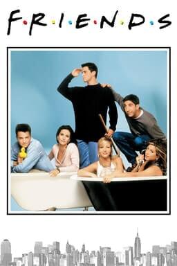 Friends: Season 3 - Key Art