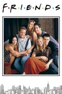 Friends: Season 6 - Key Art