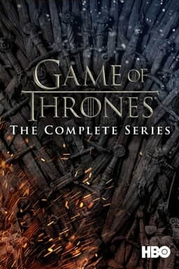 Game of Thrones: The Complete Series - Key Art