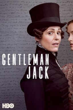 Gentleman Jack: Season 1 - Key Art