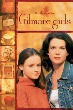 Gilmore Girls: Season 1 - Key Art