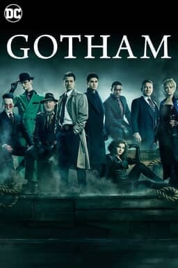 Gotham: The Complete Series - Key Art