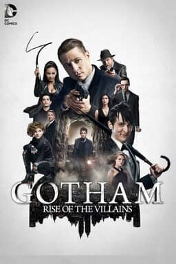 Gotham: Season 2 - Key Art