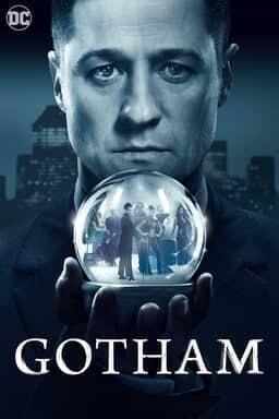 Gotham: Season 3 - Key Art