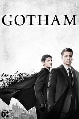 Gotham: Season 4 - Key Art