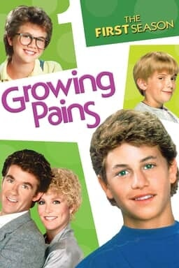Growing Pains: Season 1 - Key Art