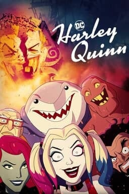 Harley Quinn: Season 1 - Key Art