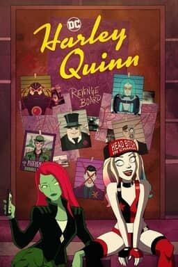 Harley Quinn: Season 2 - Key Art