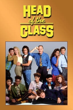 Head of the Class: The Complete Series - Key Art