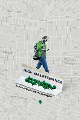 High Maintenance: Season 1 - Key Art