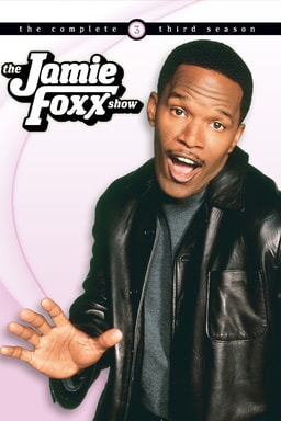 the jamie foxx show: season 3 poster