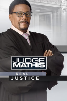 Judge Mathis with arms folded