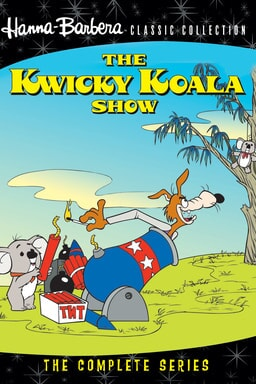 the kwicky koala show: the complete series poster
