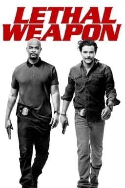 Lethal Weapon: Season 2 - Key Art
