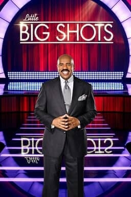 Little Big Shots S1 - Key Art