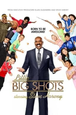 Little Big Shots S2 - Key Art