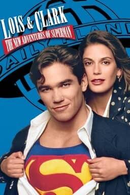 Lois & Clark: The New Adventures of Superman: Season 1 - Key Art