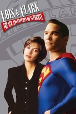 Lois & Clark: The New Adventures of Superman: Season 3 - Key Art