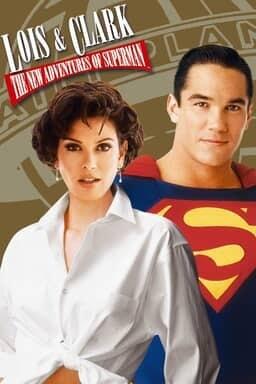 Lois & Clark: The New Adventures of Superman: Season 4 - Key Art