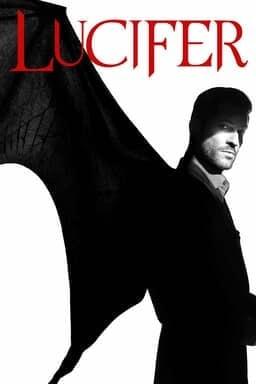 Lucifer S4 - Key Art