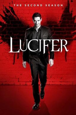 lucifer: season 2 poster