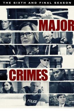 major crimes season 6 poster