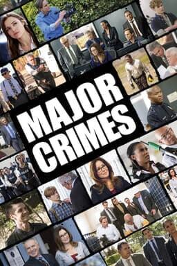 Major Crimes: The Complete Series - Key Art