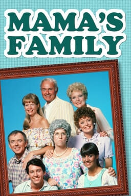 Mama's Family - Complete Series - Key Art