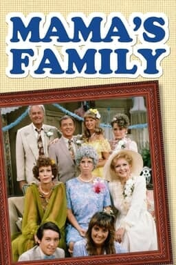 Mama's Family: Season 1 - Key Art