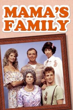 Mama's Family: Season 3 - Key Art