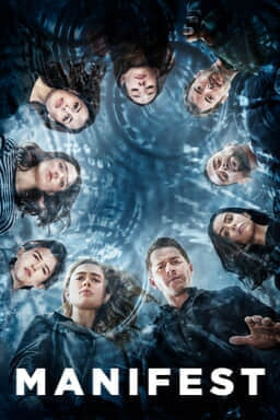 Manifest: Season 3 - Cast of Manifest looking down reflection of water with ripples