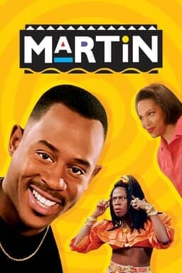 Martin: Season 1 - Key Art