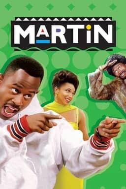 Martin: Season 2 - Key Art