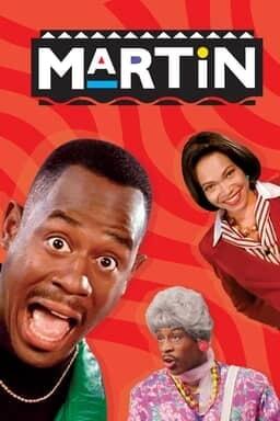 Martin: Season 3 - Key Art