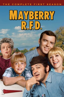 mayberry r.f.d. season 1 poster